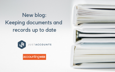 Keeping documents and records up to date